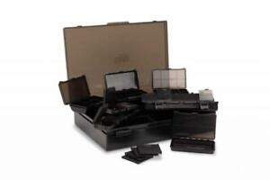Nash Box Logic Tackle Box Loaded / Carp Fishing