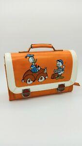 Vintage German Donald Duck Bag / Satchel