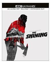 The Shining: Extended Cut [2019] (4K Ultra HD + Blu-Ray) Jack Nicholson