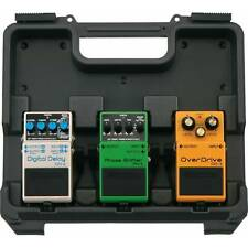 Boss Bcb-30 Pedal Board W/ Included Power Supply and Cables for up to 3 Pedals