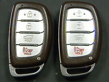 LOT OF 2 HYUNDAI SMART KEY KEYLESS ENTRY REMOTE FOB CQOFD00120 FD00120