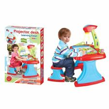 Éducation Projecteur Dessin Board Bureau Ensemble Petits Enfants Intérieur Play