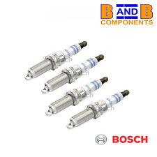 MINI R55 R56 R57 R58 R60 COOPER S SPARK PLUGS BOSCH IRIDIUM x 4 A1435