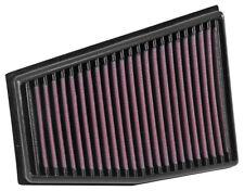 33-3032 K&n Reemplazo Filtro De Aire Audi RS5 4.2 V8 derecha Filtro de aire 2013 -