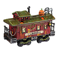 Department 56 Snow Villlage Halloween Haunted Rails Caboose #4020957