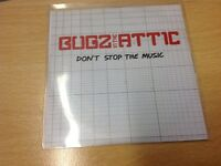 Bugs In The Attic - Don't Stop The Music - Card Sleeve - Promo CD - 7 mixes