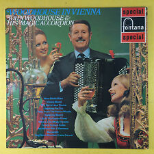 John Woodhouse & His Magic Accordion - Woodhouse In Vienna - Fontana SFL13150 Ex