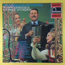 John Woodhouse & His Magic Accordion - Woodhouse In Vienna - Fontana SFL13150 Ex