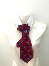 Tie women's. Silk 100% Italy. Collar, necklace, necktie. Hand-made Handmade