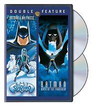 BATMAN : MASK OF PHANTASM/ SUBZERO MR FREEZE  -  DVD - UK Compatible -sealed