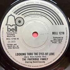 The Partridge Family - Looking Thru The Eyes Of Love - BELL 1278 Ex Condition