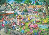 The House Of Puzzles - 1000 PIECE JIGSAW PUZZLE - Summer Green