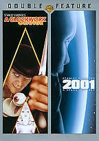 2001: A Space Odyssey/Clockwork Orange [2-Pack]