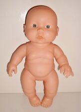 Poupée bébé baigneur Doll SI-0801-09-H4 (24cm)