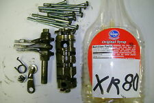 84 - 86 85    HONDA CR80 CR 80 SHIFT FORKS DRUM FIRK SET