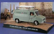 LEYLAND SHERPA VAN THE SPY WHO LOVED ME JAMES BOND 1/43