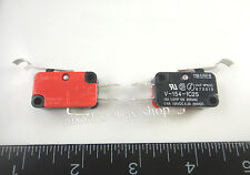 10pcs V-154-1C25 Momentary Limit Micro Switch AC/DC SPDT Snap Action Switch 15A