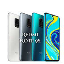 Xiaomi Redmi Note 9S 128gb, 6gb Ram, Dual Sim Factory Unlocked New