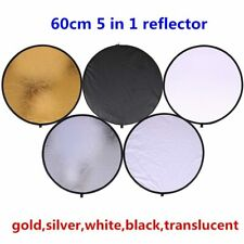 5-In-1 Portable Photo Light Reflector Disc Studio Photography Lighting Equipment