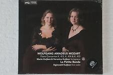 Mozart Piano Concertos K 413 414 415 Marie Kuijken Veronica Kuijken (Box14)