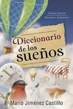Diccionario de Los Suenos: By Castillo, Mario Jim?nez