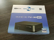 Resiver Dune HD tv-30 3d Universal Full HD 1080p Network Media Player
