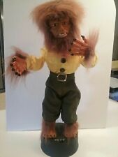Telco Motion-Ettes The Wolf Man 1992 Universal Pictures Halloween Collection