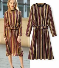 Unbranded Chiffon Multi-Colored Dresses for Women