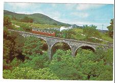 Snowdon Mountain Railway, Viaduct near Llanberis PPC unposted, by Dixon