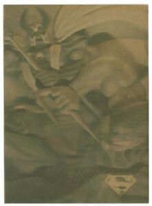 (035) 1996 Superman Holo Series Holograms Gold #46 Lord Satanus