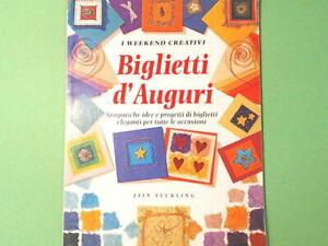 BIGLIETTI D'AUGURI  SUCKLING I WEEKEND CREATIVI EDICART