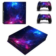 Cosmic Nebular Galaxy PS4 Pro Console Skin Decals Vinyl Skin Stickers Wrap Cover