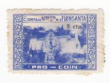 Sello Local Guerra Civil Coin -Cat. Sofina 8A.  ORD:912