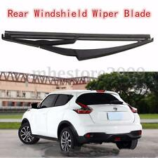 Windshield Window Rear Wiper Blade Arm For 2008-2013 Nissan Rogue 2011-2014 Juke