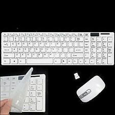 Slim Wireless Keyboard and Mouse (BLACK colour)