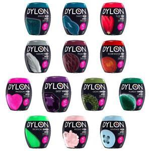 Dylon Machine Fabric Dye (350g) - Choose Colour - w Free Salt