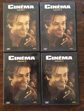 CINEMA .. L'INTEGRALE .. DELON, LEFEBVRE, MARCHAND, AUMONT, LAVANANT, FEUILLERE