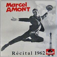 Tour Eiffell 33 tours Marcel Amont Récital 1962