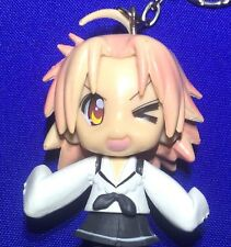 "Lucky☆Star - Kogami Akira - Nendoroid Petit  1.75""IN PVC KEY CHAIN FIGURE"