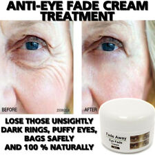 FADE AWAY EYE FADE CREAM LOTION STOP PUFFY EYES DARK CIRCLES NATURAL HERBAL