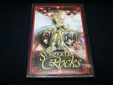 Sorcerer on the Rocks Used Anime DVD ADV Films