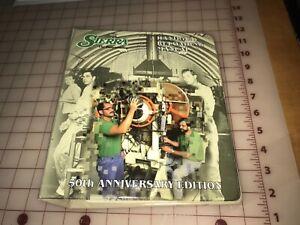 Sierra The Bulletsmiths HANDGUN Reloading Manual 50th Anniversary 3-ring binder