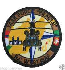 "Patch A120 Aviazione Esercito Regional Command West Isaf Task Force ""Eracle"""