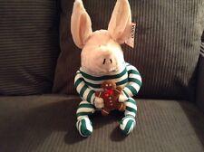 "2007 Gund Ian Falconer  OLIVIA PLUSH PIG  #46367 Stuffed Animal 15"""