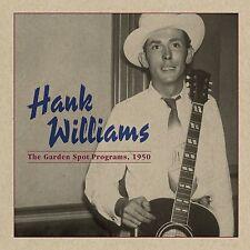 Hank Williams - Garden Spot Program SEALED NEW Limited LP