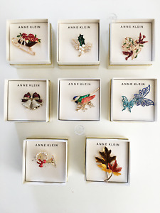 ANNE KLEIN Pins & Brooches New In Box