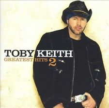 "Toby Keith ""Greatest Hits 2"" w/ How Do You Like Me Now, Mockingbird & more"