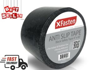 Anti Slip Traction Tape Roll Non Skid Safety Sticker Grip Safe Grit