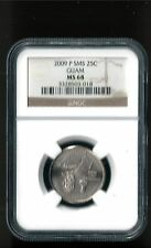 2009-P GUAM QUARTER NGC MS68 SMS 2ND FINEST GRADED BEAUTIFUL COINS!