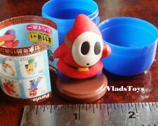 Furuta Choco Egg Super Mario Bros. #3 * Shy Guy * Mint in Egg US Dealer